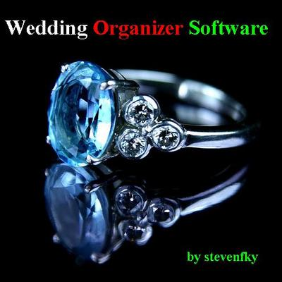 Product picture Wedding Organizer Software